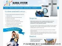 Global Systems Experience - reparatii masini de spalat, frigidere si aer conditionat - service