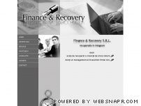 Finance&Recovery