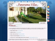 Panorama villas - Corfu Travel