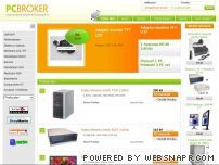 PC Broker - calculatoare si componente PC second-hand, monitor, LCD, TFT, laptop