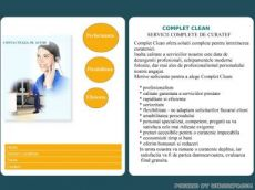 Complet Clean - firma de curatenie