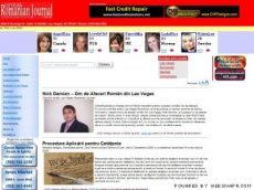 Las Vegas Romanian Journal-Publicatie Independenta