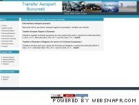 Transfer Aeroport Bucuresti
