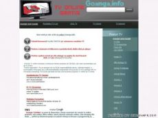 Site posturi tv online in categoria Filme, Programe TV director web