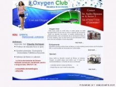 Oxygenclub - club de fitness